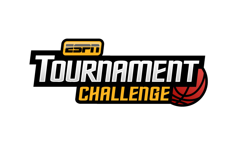 ESPN Tournament Challenge Logo on TV