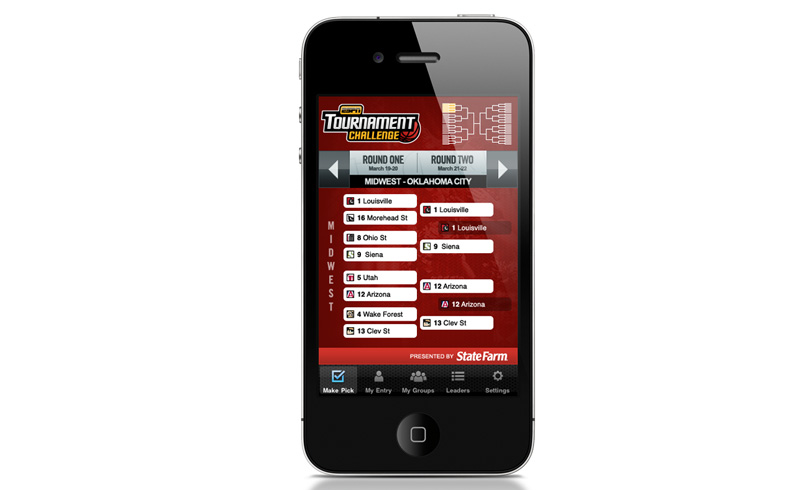 ESPN iPhone App Launches!