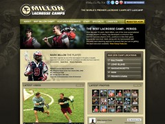 Millon Lacrosse Camps Chooses Walk Design