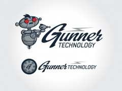 New Logo Designed for Gunner Technology