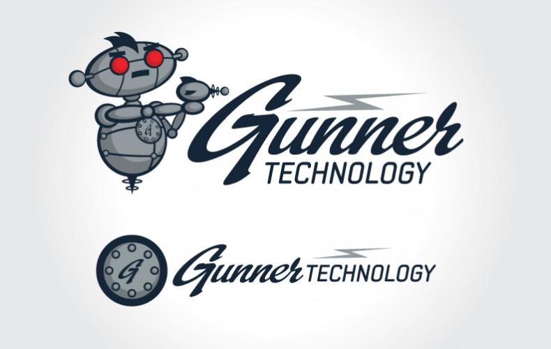 New Logo Designed for Gunner Technology