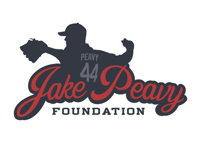 New Logo Designed for the Jake Peavy Foundation
