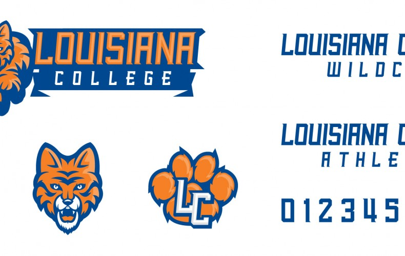Introducing Our New Louisiana College Wildcats Logo