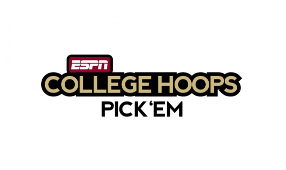 College Hoops Pick 'Em Logo