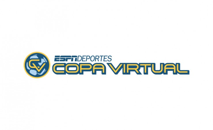 ESPN Deportes Copa Virtual Logo