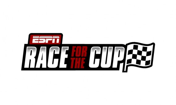 ESPN Race for the Cup Logo