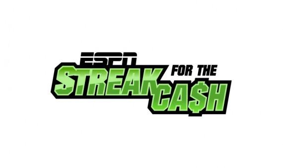 ESPN Streak for the Cash Logo