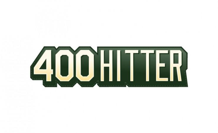 400 Hitter Logo