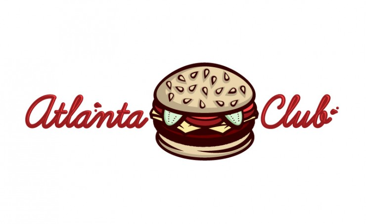 Atlanta Burger Club Logo