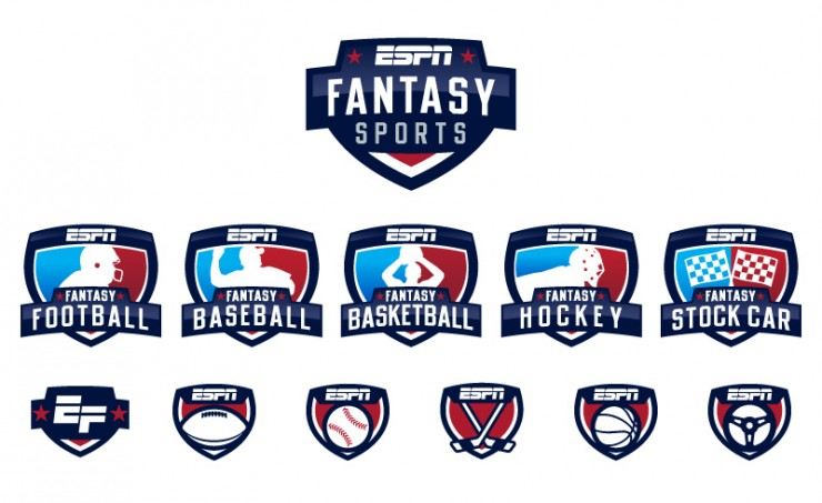 Espn Fantasy Football Logos Espn Fantasy Sports Logo