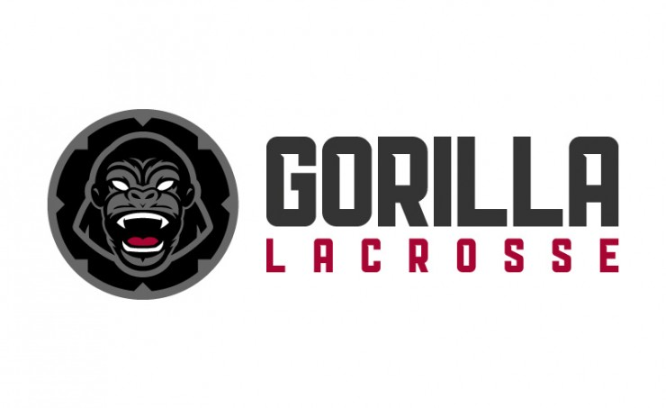 Gorilla Lacrosse Logo