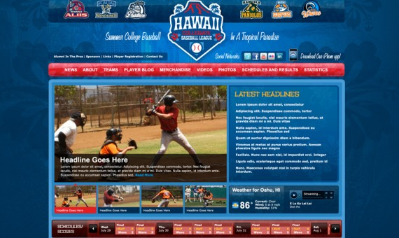 Hawaii Collegiate Baseball League