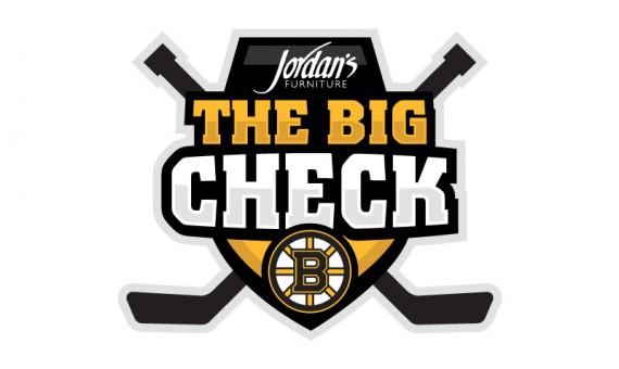 Big Check Bruins Promotion