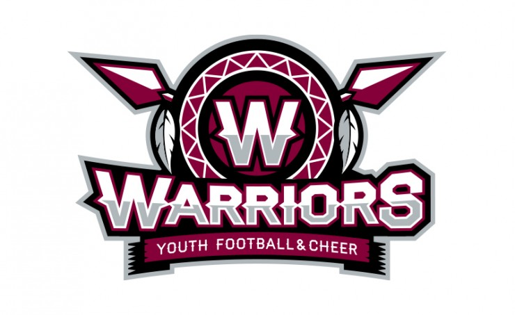 Warriors Youth Football Logo