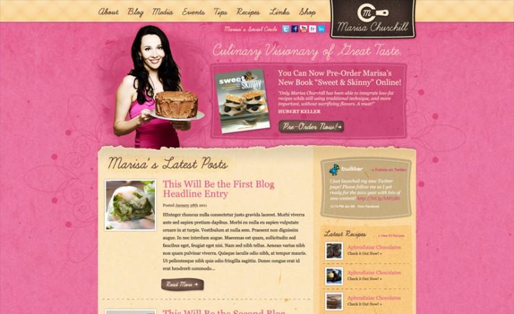 Marisa Churchill Blog