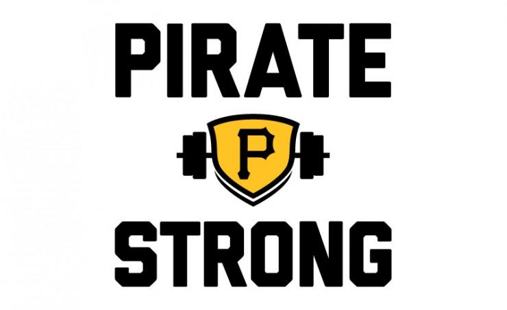 Pittsburgh Pirates Strength Logo