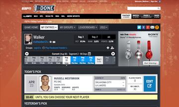 ESPN 1NDone