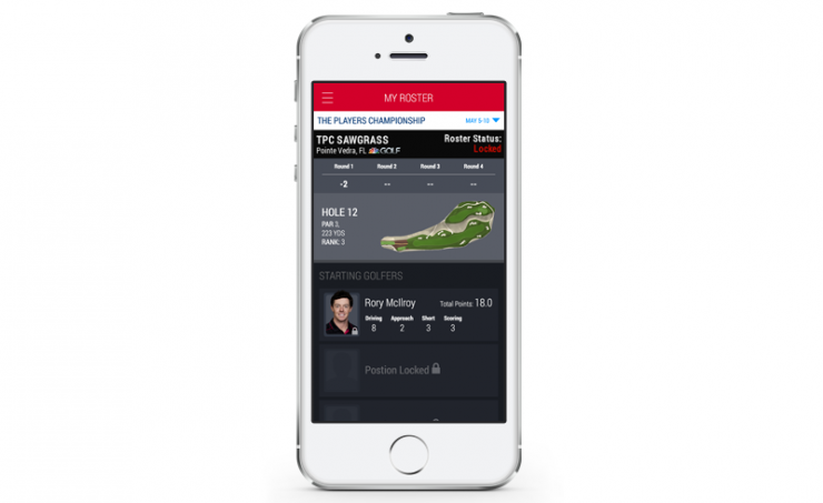 PGA Tour Fantasy Golf Mobile