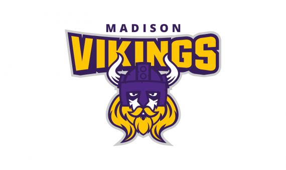 Varsity Logos Vikings Logo