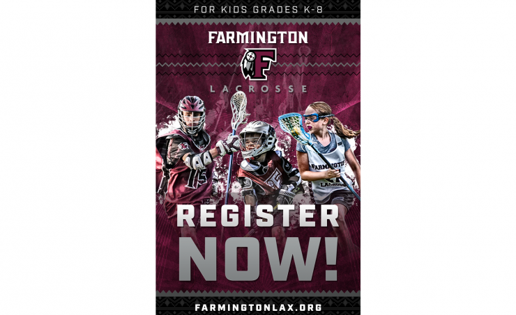 Farmington Youth Lacrosse Register Now