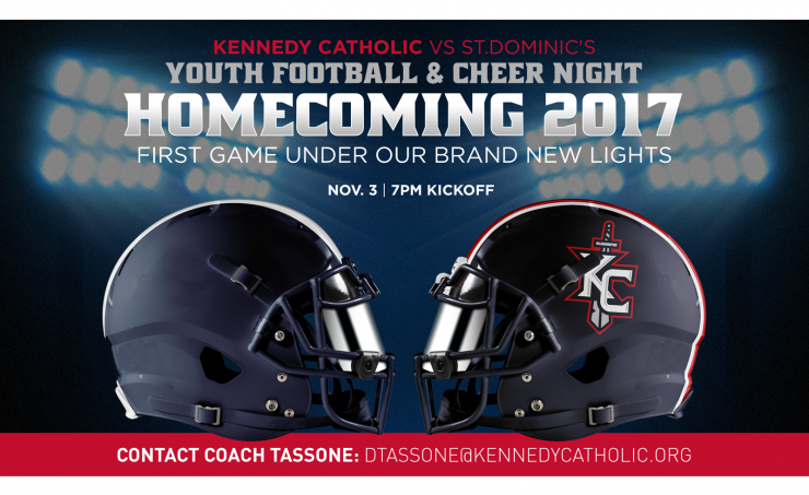 Kennedy Catholic Homecoming 2017