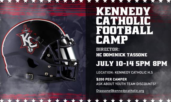 Kennedy Catholic Football Camp