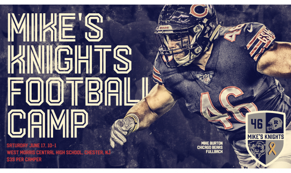 Mike's Knights Football Camp 2018