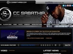 CC Sabathia52.com and PittCChInFoundation.org launch to Critical Success!