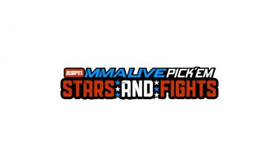 ESPN MMA Live Pick 'Em Logo
