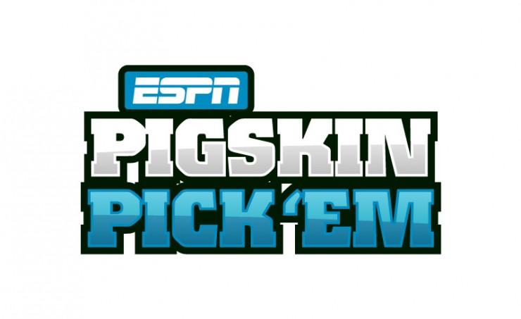 ESPN Pigskin Pick 'Em Logo