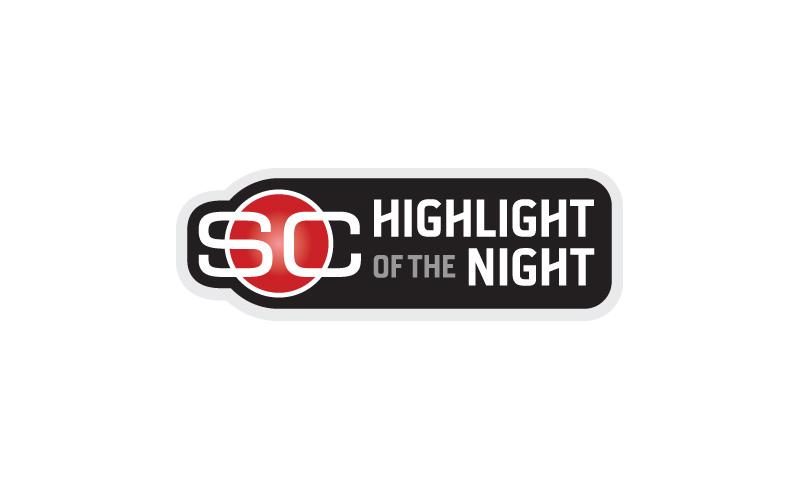 """ESPN """"Highlight of the Night"""" Logo"""