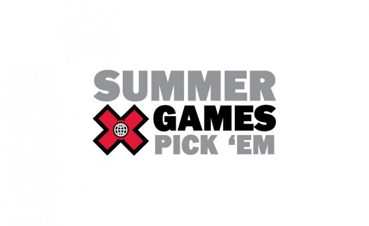 Summer X Games Pick 'Em Logo
