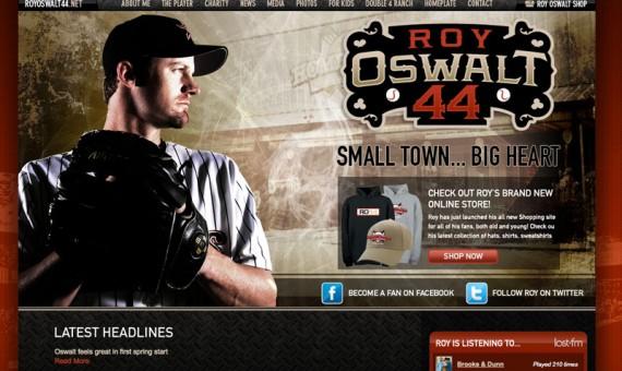 Roy Oswalt Official Website