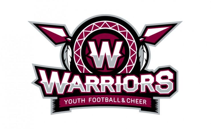Warriors Youth Football Logo