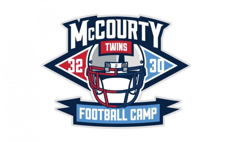McCourty Twins Football Camp
