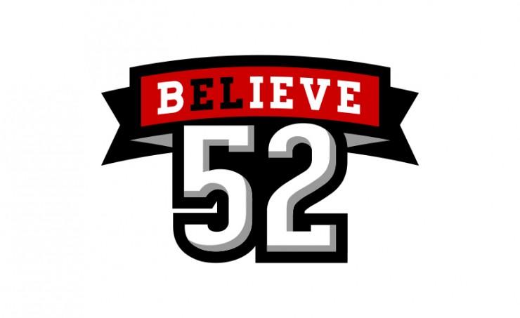 Eric LeGrand's Believe 52