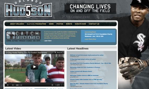 Orlando Hudson Official Website