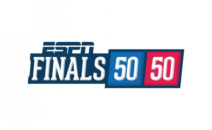 ESPN Finals 50/50