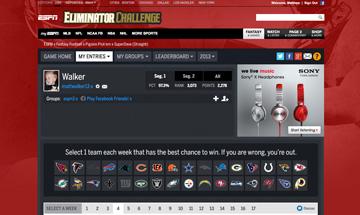 ESPN Eliminator