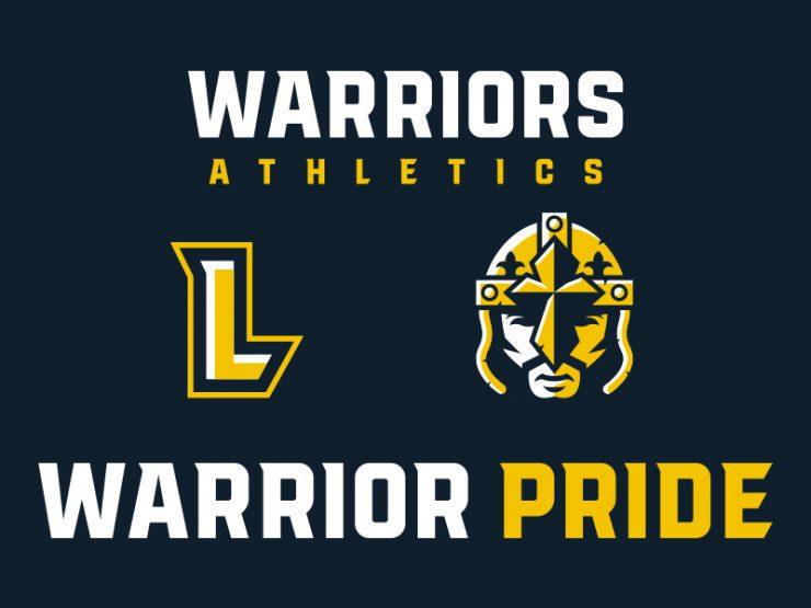 Our Lady of Lourdes High School Athletics Logo
